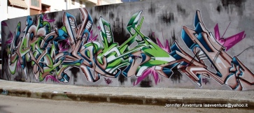 Graffiti Sardegna