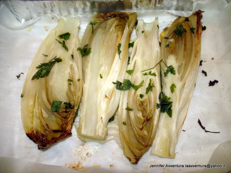 Eating Made Easy | Oven Baked Endive | My Sardinian Life