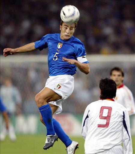 Top 7 Shirtless Italian Soccer Players (4/6)