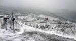 Snowy Sardinia