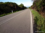 Running Roads in Sardinia