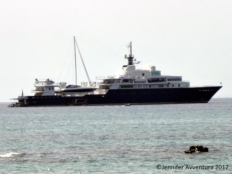Le Grand Bleu The Super Mega Yacht