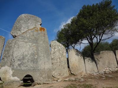 Giants' Tomb of Li Lolghi - Sardinia