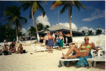 Foreigner in a foreign land - Grand Cayman