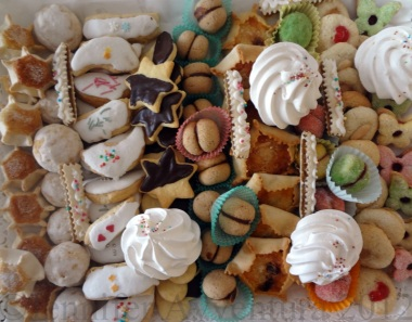 Sardinian Sweets - My all-time favourite, in the whole world!
