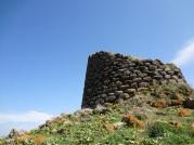 Big Nuraghe in Sardinia
