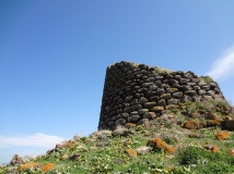 Big Nuraghe in Sardinia