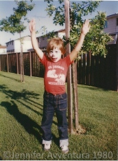 This was the only time in my life where I had to roll up my jeans - BOO!