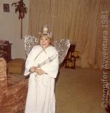 Still an angel ...