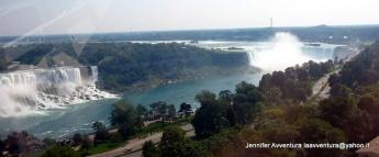 American & Canadian Falls