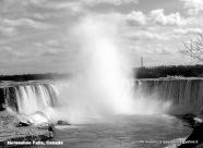 Horseshoe Falls - Niagara Falls by Jennifer Avventura