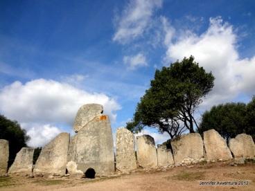 Giants Tomb of Li Lolghi
