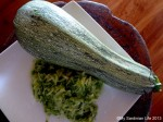 From the Sardinian recipe box: Gigantic Zucchini … Bread