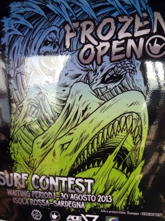Frozen Open Surf Contest 2013