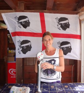 Jennifer Avventura My Sardinian Life 2013