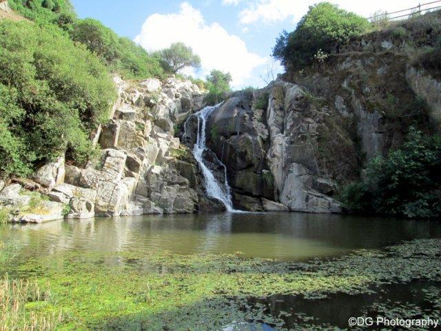 Cascata Triulintas by DG Photography My Sardinian Life