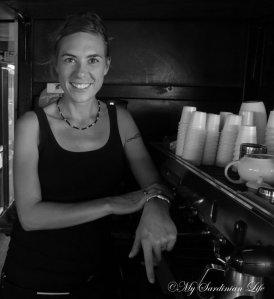 Jennifer Avventura My Sardinian Life Expat Waitress