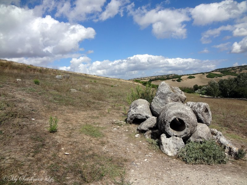 Petrified Forest of Carrucana Foresta fossile di Carrucana by Jennifer Avventura My Sardinian Life (4)