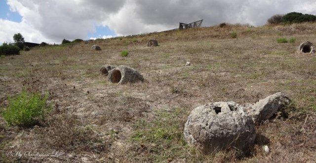 Petrified Forest of Carrucana Foresta fossile di Carrucana by Jennifer Avventura My Sardinian Life (5)