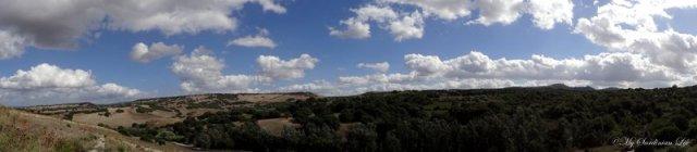 Petrified Forest of Carrucana Foresta fossile di Carrucana by Jennifer Avventura My Sardinian Life (8)