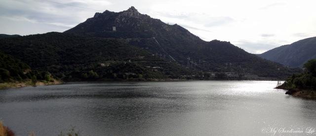 Lago di Chucchinadorza by Jennifer Avventura My Sardinian Life