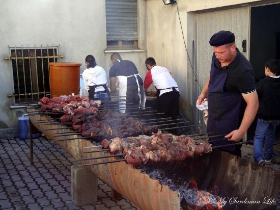Roast Pecora