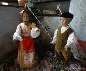 Traditional Costume from Tonara