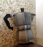 Learning Italian: The ancient Italian coffee machine and an Expat accident