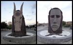 Weekly Photo Challenge: Grand Masks fromSardinia