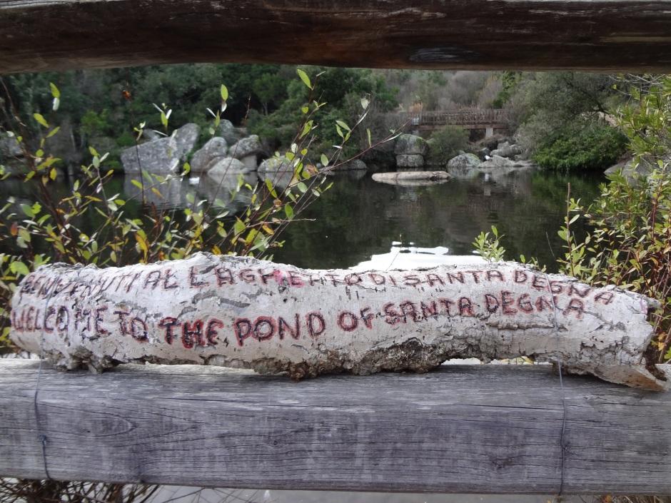 Jennifer Avventura My Sardinian Life 2014